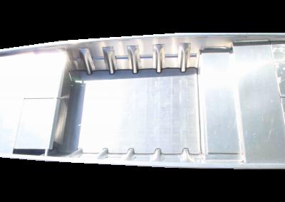 Blazer SS Console w/ Bench